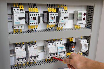 Электрический щит и его компоненты